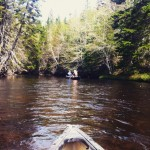 Canoeing the Morell River