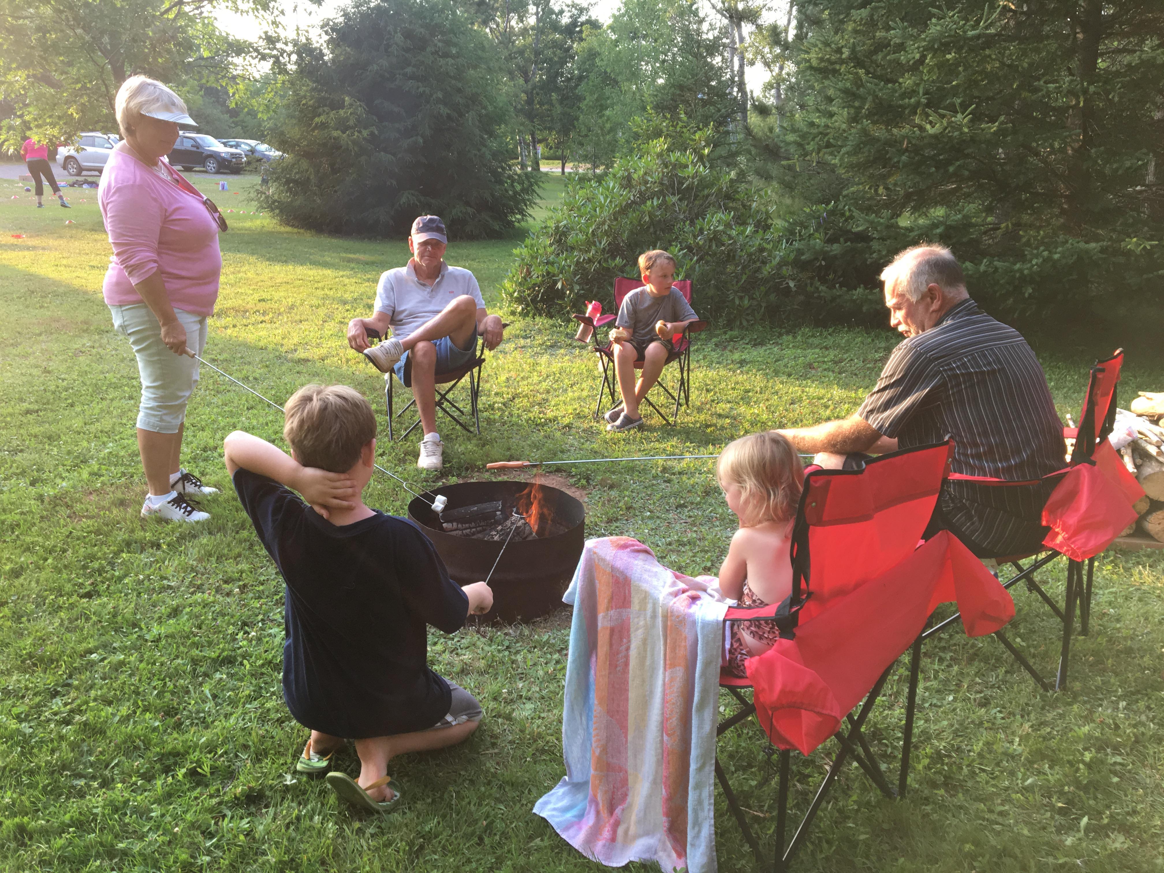 July 20-Hike, BBQ & Bonfire (3)